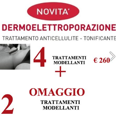 Trattamento anticellulite a Vicenza: la dermoelettroporazione
