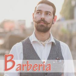 Cura e taglio di baffi e barba a Vicenza