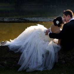 L'acconciatura da sposa a Vicenza: lo chignon laterale