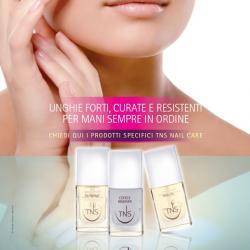 Manicure a Vicenza: trattamento curativo con i prodotti TNS