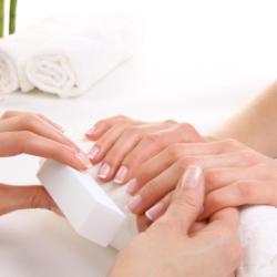 La prima manicure a Vicenza del 2017