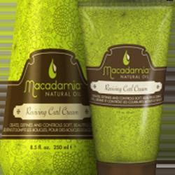 Prodotti con olio di Macadamia: stile per la messa in piega