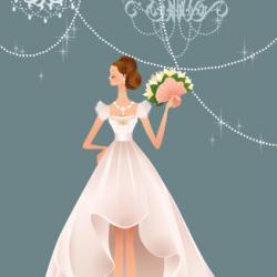 Acconciatura da sposa a Vicenza: particolare o semplice?
